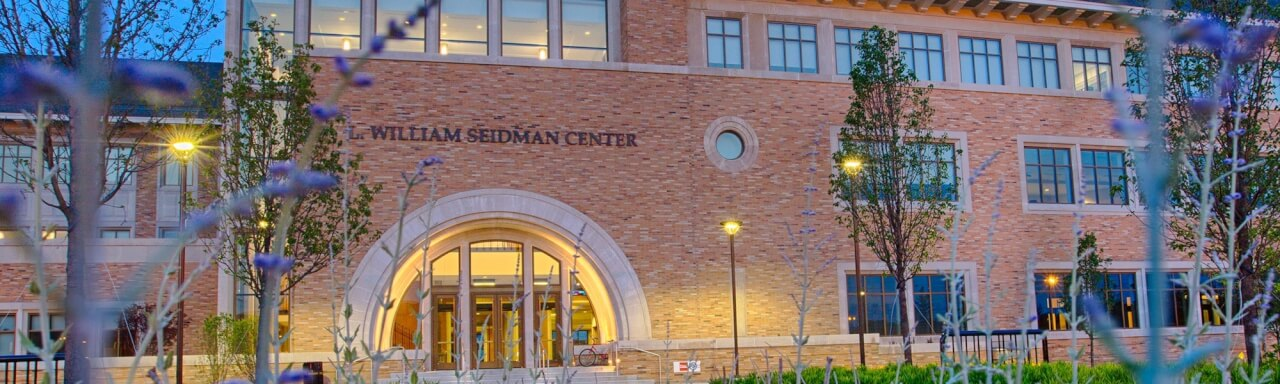 Seidman at Night